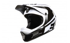 Fox Rampage Comp Imperial Black/White