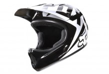 Fox Rampage Race Black/White