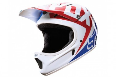 Купить Fox Rampage Race White
