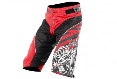 Купить Шорты Alpinestars Gravity Black/Red
