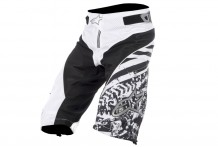 Шорты Alpinestars Gravity Black/White