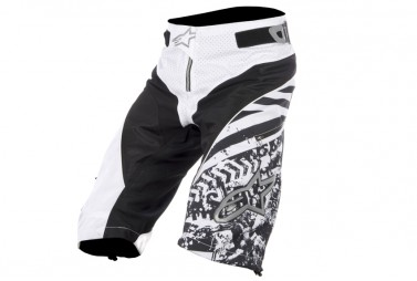 Купить Шорты Alpinestars Gravity Black/White