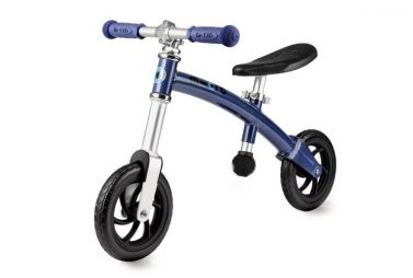 Купить Беговел Micro G-bike+Light Saphire blue