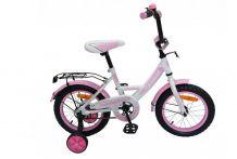 Детский велосипед Nameless Vector 16 Бел-Роз (2017)