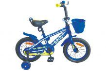 Детский велосипед BiBiTu Turbo 14 (2018)