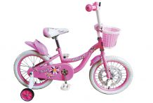 Детский велосипед BiBiTu Angel 16 (2018)