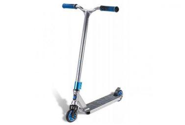 Купить Трюковый самокат Slamm Classic VI Scooter Grey / Blue