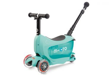 Купить Самокат Micro Mini 2Go Deluxe Plus Ментол