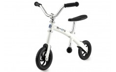 Беговел Micro G-bike Chopper White Matt