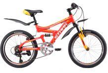 Детский велосипед Stark Rocket 20.1 FS V (2017)