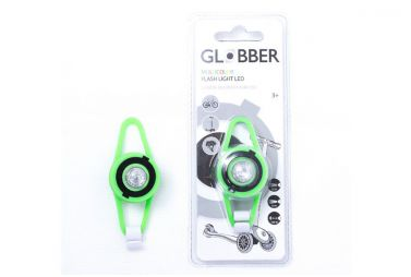 Купить Фонарь Globber Flash Light Led Green