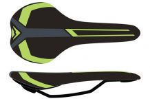 Merida Race black/green