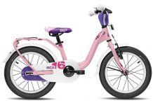 Детский велосипед Scool niXe 16 Light Pink (2018)