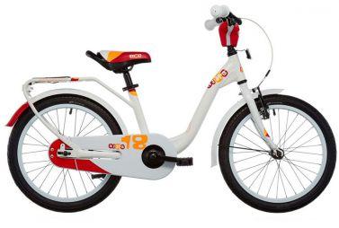 Купить Детский велосипед Scool niXe 18 1-S Белый (2018)