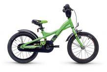 Детский велосипед Scool XXlite 16 1-S Зеленый (2018)
