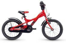 Детский велосипед Scool XXlite 16 1-S Красный (2018)