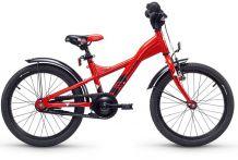 Детский велосипед Scool XXlite alloy 18 Красный (2018)