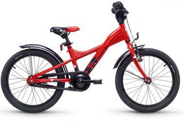 Купить Детский велосипед Scool XXlite alloy 18 Красный (2018)