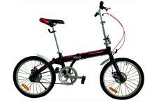 Велосипед складной Nameless F020D (2018)
