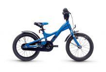 Детский велосипед Scool XXlite alloy 16 Синий (2018)