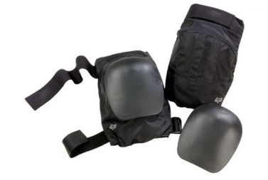 Купить Fox Revert Knee Guards Black