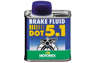 Купить Motorex Brake Fluid DOT 5