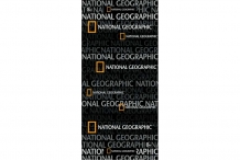 National Geographic Buff NG Logo 2