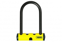 Abus 40/130HB140 U-Mini yellow