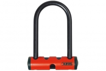 Abus 40/130HB140 U-Mini red
