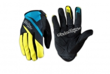 Troy Lee Designs TLD Ace Gloves yellow/blue