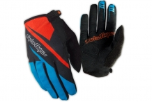 Troy Lee Designs TLD Ace Gloves org/blue