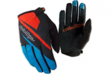 Купить Troy Lee Designs TLD Ace Gloves org/blue