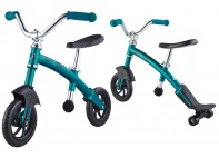 Купить Беговел Micro G-bike Chopper Deluxe аква